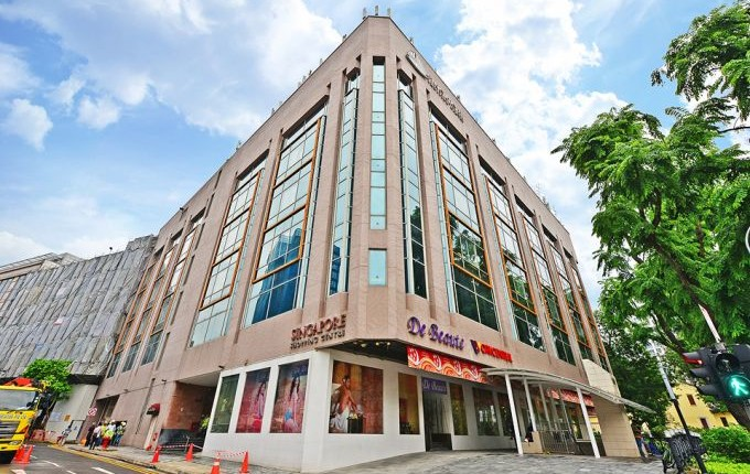 Singapore Shopping Centre on en bloc market with S$255m reserve price