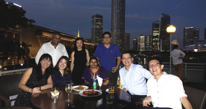 RHT Group of Companies Year-end Celebration