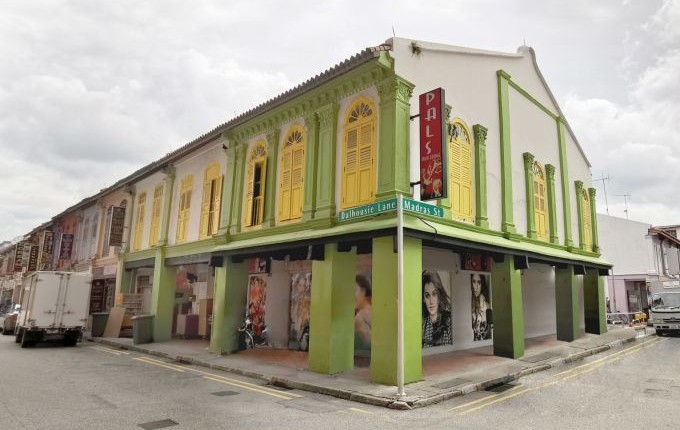 Three conservation shophouses in Little India up for sale with S$11m reserve price