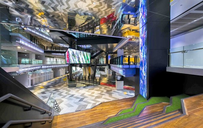 New Funan mall secures 95% take-up ahead of Friday opening. Over 60% of the more than 190 brands housed in Funan mall originate from Singapore, says CapitaLand