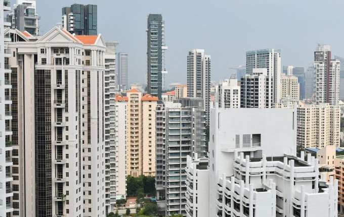 Completed condo prices inch up again with 0.2% rise in May: NUS Index